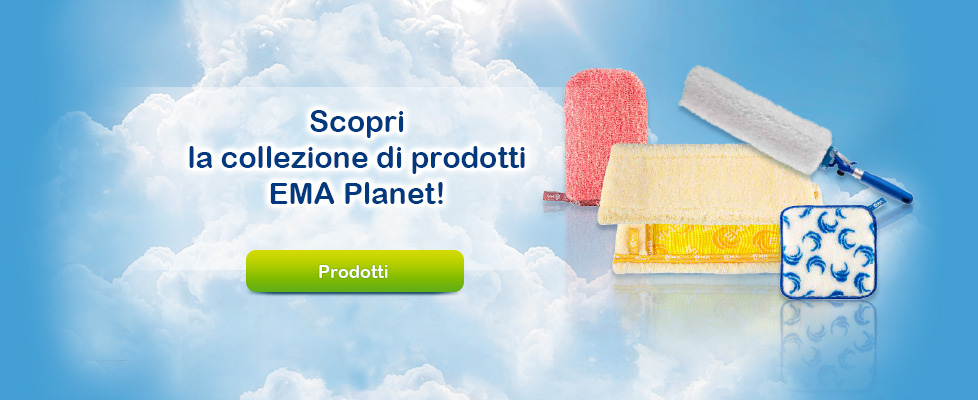 Panni Microfibra Ema.Emaplanet Clean The Planet
